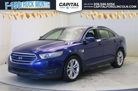Pre-Owned 2013 Ford Taurus SEL AWD AWD </br> Stock: 88429A