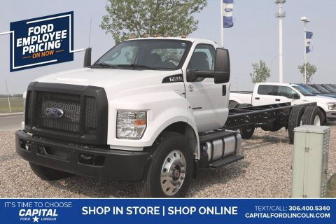 New 2019 FORD TRUCK S-DTY F-750 XL