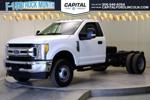2017 Ford F-350 Gas XLT SuperCab Pickup