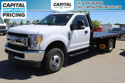 New 2017 Ford F-350 Gas XLT