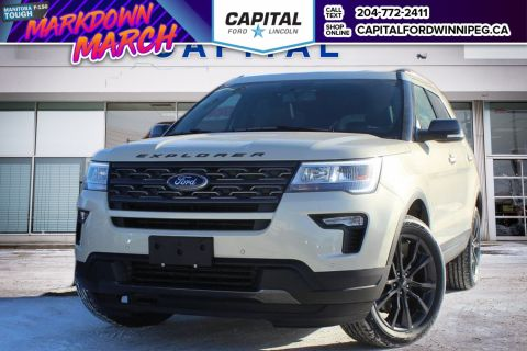 New 2018 Ford Explorer XLT With Navigation & 4WD </br> Stock: P1670