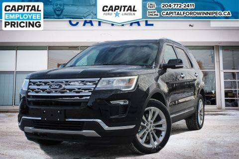 New  Ford Explorer Limited Sport Utility In Regina P Capital Ford Lincoln