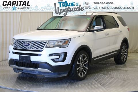 Pre-Owned 2016 Ford Explorer Platinum 4WD