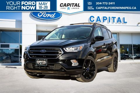 New 2018 Ford Escape SE 4WD </br> Stock: P1532