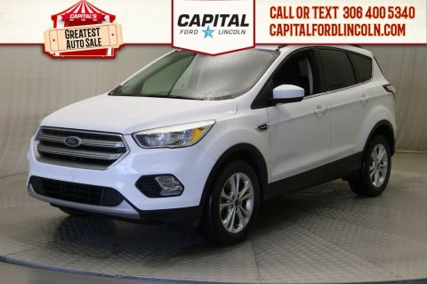 Pre-Owned 2017 Ford Escape SE EcoBoost™ 4WD
