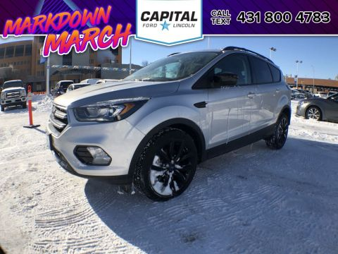 New 2018 Ford Escape SE*Heated Seats*Sport Pkg*Bluetooth