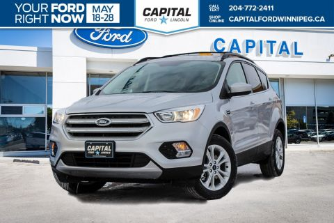 New 2018 Ford Escape SE 4WD </br> Stock: P1586