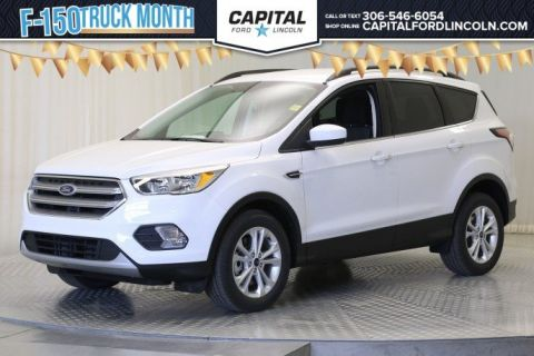 New 2017 Ford Escape SE 4WD </br> Stock: R1944