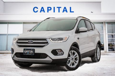 New 2018 Ford Escape SEL 4WD </br> Stock: P1636