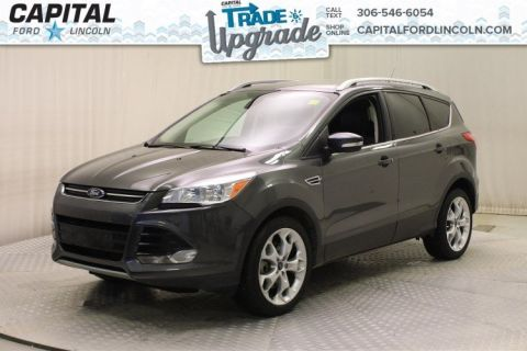 Pre-Owned 2015 Ford Escape Titanium * Leather *