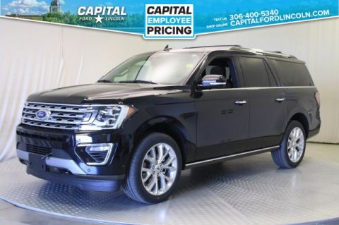 New 2019 Ford Expedition Limited Max