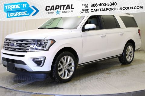 Pre-Owned 2019 Ford Expedition Limited Max