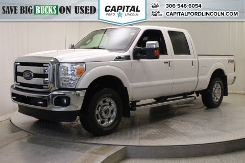 Pre-Owned 2015 Ford F-250 Gas LARIAT 4WD </br> Stock: R2041A