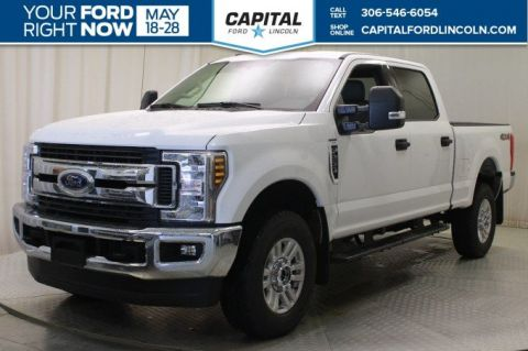 New 2018 Ford F-250 Gas 4WD </br> Stock: T307