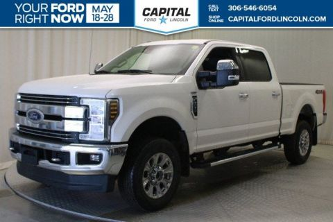 New 2018 Ford F-250 Gas 4WD </br> Stock: T857