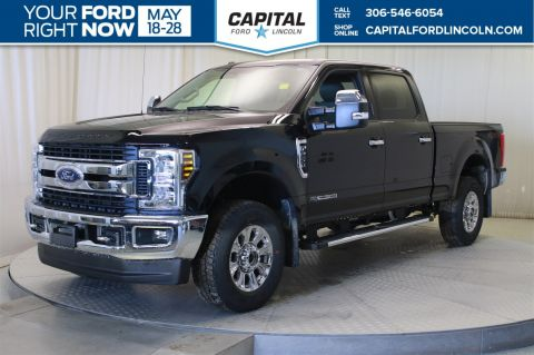 New 2018 Ford F-250 Diesel 4WD </br> Stock: T421
