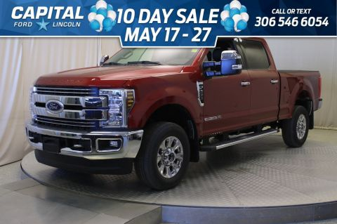 New 2019 Ford F-250 Diesel