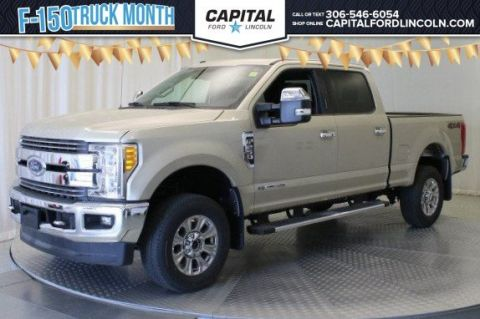 2017 Ford F-250 Diesel Lariat SuperCrew Pickup