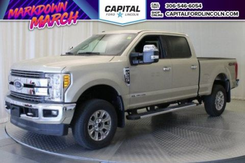 New 2017 Ford F-250 Diesel Lariat 4WD </br> Stock: R1552