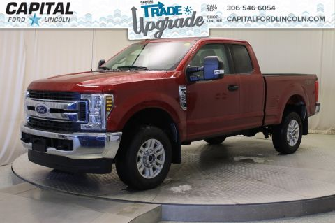 New 2019 Ford F-250 Gas XLT