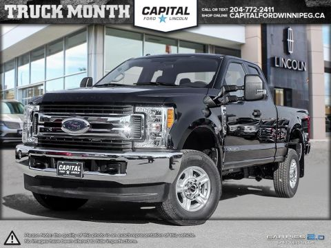 2017 Ford F-250 Diesel XLT SuperCab Pickup