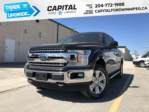 New 2019 Ford F-150 XLT*3.5L*Navigation*FX4*XTR Chrome Pkg