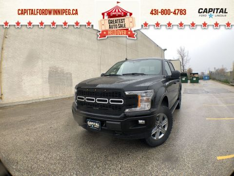 New 2019 Ford F-150 XLT*Save $15 500!*Sport*3.5L*Navigation*Bluetooth*Custom Grille