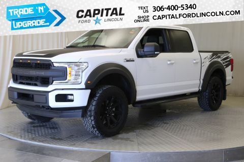 New 2019 Ford F-150 XLT *ROUSH OFF ROAD PACKAGE*