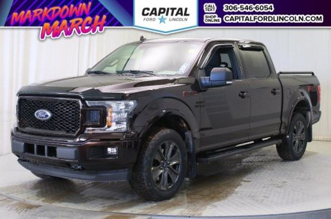 New 2018 Ford F-150 *CAPITAL CONCEPTS - BUNDLE TRUCK* 4WD </br> Stock: T374