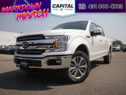 New 2018 Ford F-150 LARIAT*Save $17 500!!*Moonroof*Nav*Bluetooth