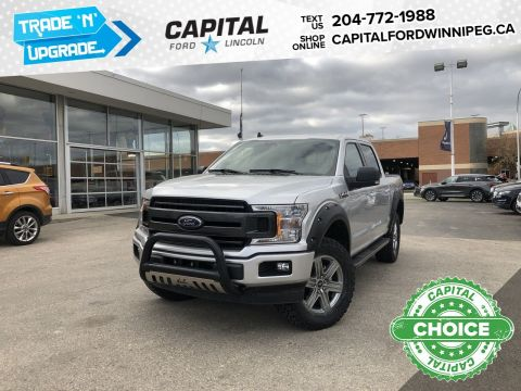 New 2019 Ford F-150 XLT*Save over $16900!*Navigation*Heated Seats*Sport*5.0L