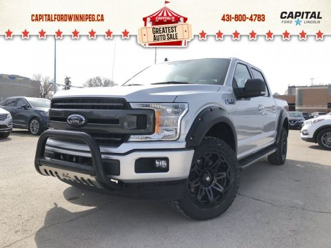 New 2019 Ford F-150 XLT*Only $354 bw!*Navigation*Heated Seats*Sport*5.0L