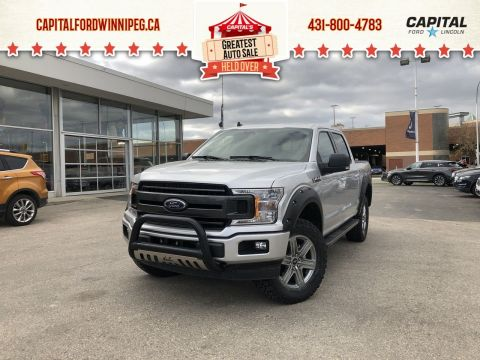 New 2019 Ford F-150 XLT*Save $15 500!*Navigation*Heated Seats*Sport*5.0L