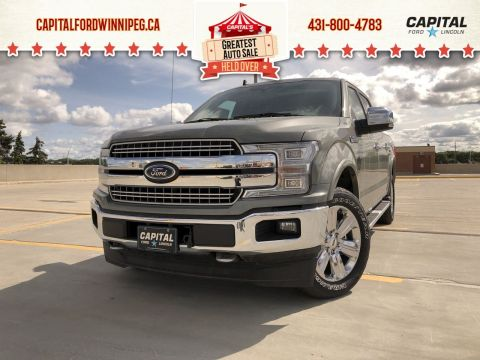 New 2019 Ford F-150 LARIAT*Save $15 500!*5.0L*Navigation*Heated Seats*Moonroof
