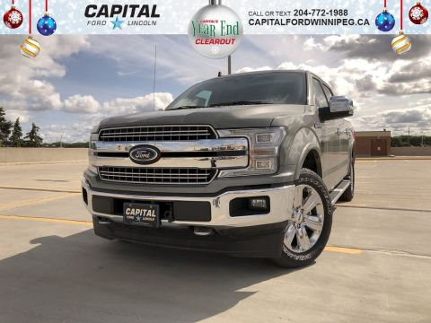 New 2019 Ford F-150 LARIAT*Save $16500!*5.0L*Navigation*Heated Seats*Moonroof