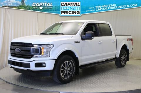 Pre-Owned 2018 Ford F-150 XLT | Sport | SuperCrew |