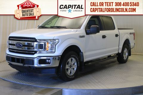 Pre-Owned 2018 Ford F-150 SuperCrew