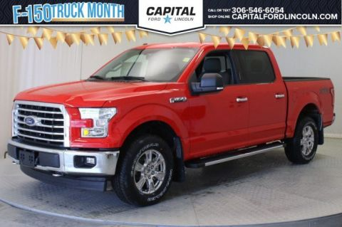 New 2017 Ford F-150 XLT 4WD </br> Stock: R850