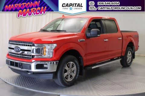 New 2018 Ford F-150 XLT 4WD </br> Stock: T118