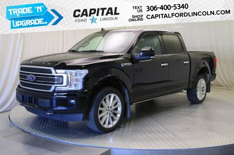 Pre-Owned 2018 Ford F-150 Limited | Local Trade |