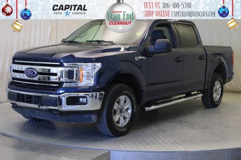 Pre-Owned 2018 Ford F-150 XLT SuperCrew EcoBoost™