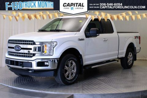 2018 Ford F-150 XLT SuperCab Pickup w/ 6'5 truck box