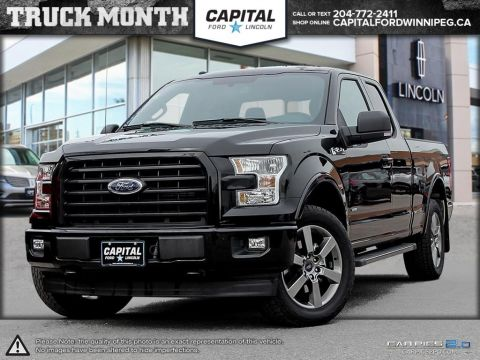 New 2017 Ford F-150 XLT 4WD </br> Stock: P1256