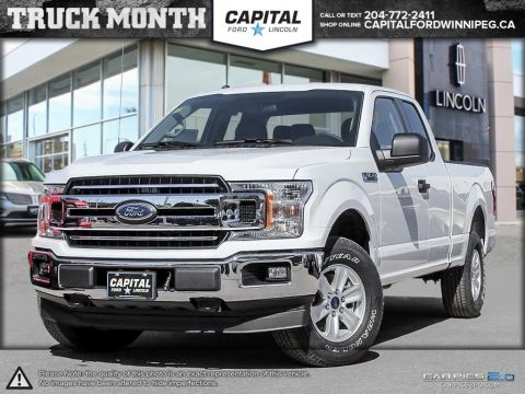 2018 Ford F-150 XLT SuperCab Pickup