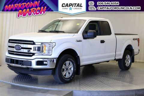 New 2018 Ford F-150 XLT 4WD </br> Stock: T109
