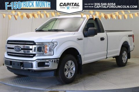 2018 Ford F-150 XLT Standard Bed