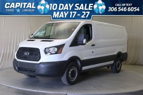 New 2018 Ford Transit Van