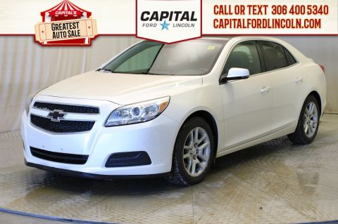 Pre-Owned 2013 Chevrolet Malibu LT ECO **New Arrival**