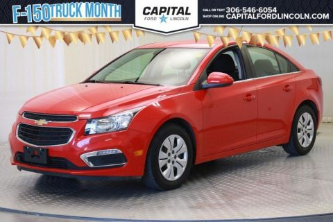 Pre-Owned 2016 Chevrolet Cruze Limited LT FWD 4 Door Sedan </br> Stock: 88255A
