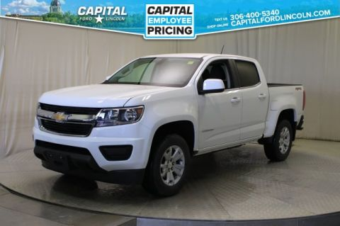 Pre-Owned 2019 Chevrolet Colorado Crew Cab 4WD LT